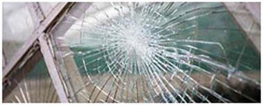 Millwall Smashed Glass